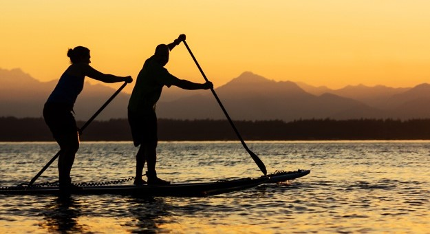 How to Cut Your SUP Paddle