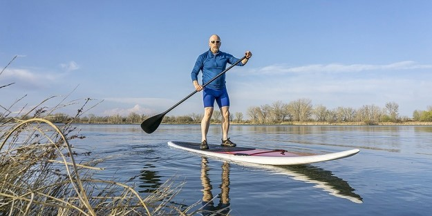 5 Tips for Choosing Your First Paddleboard
